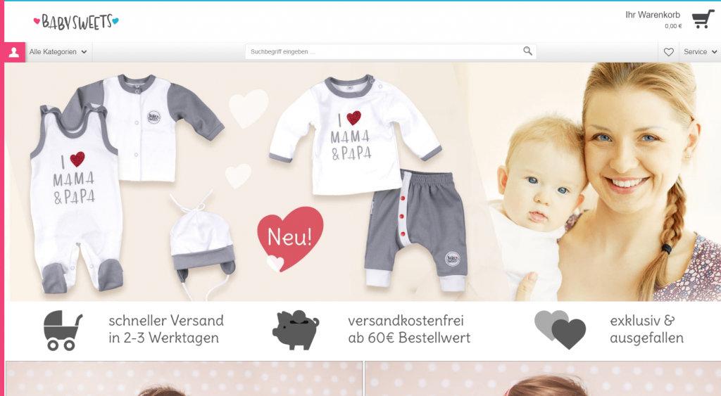 Shop Baby Sweets