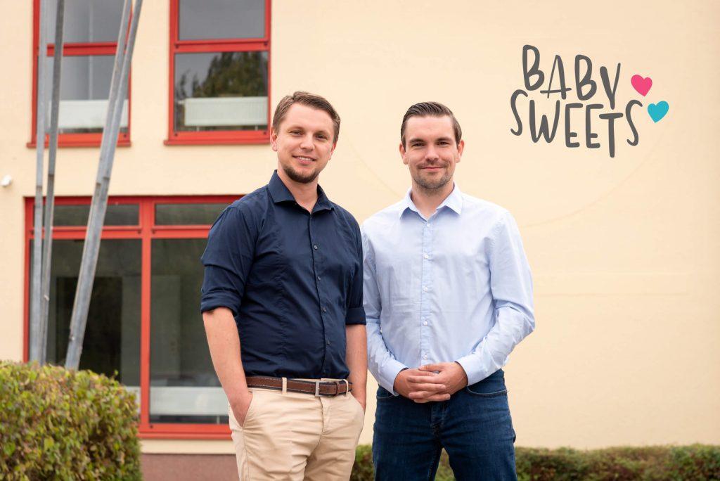 Gründerteam Baby Sweets