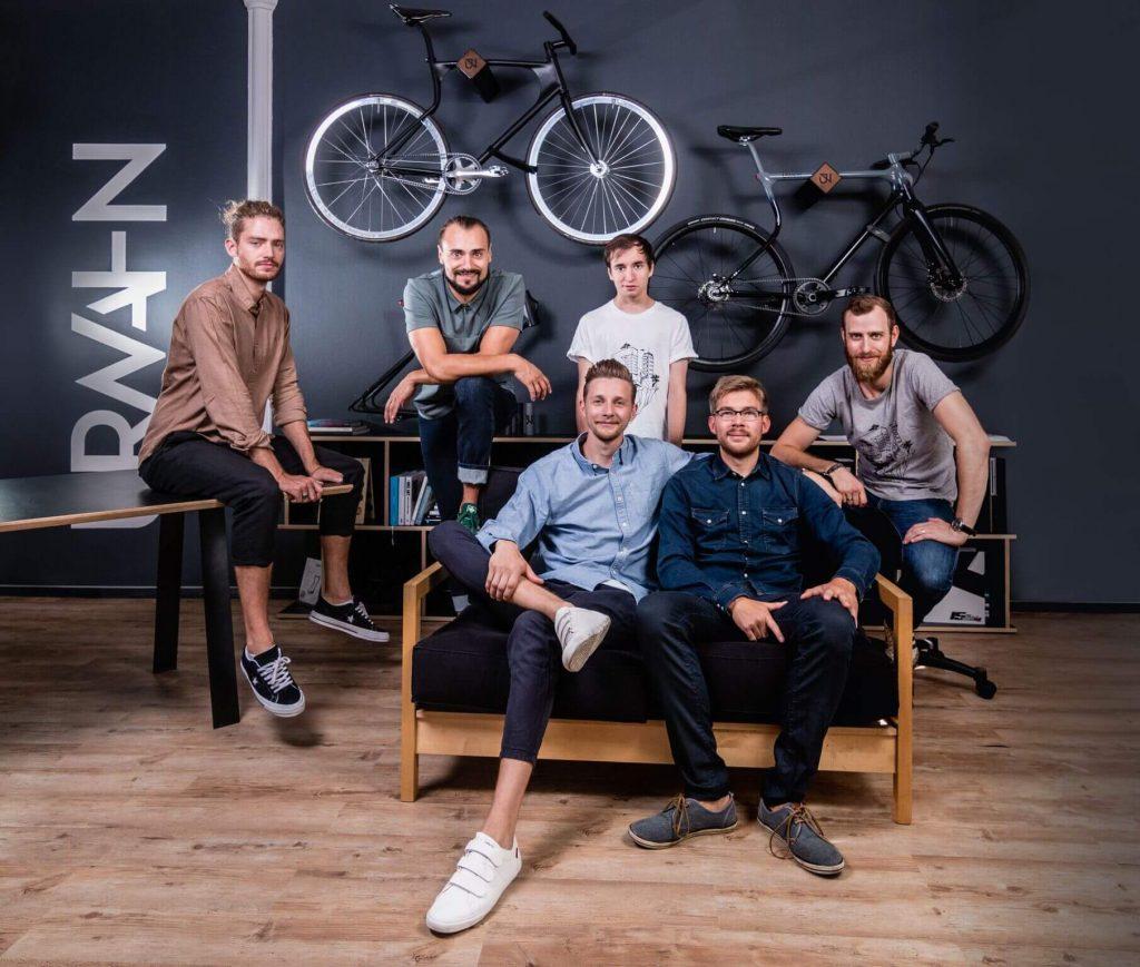 Screenshot Team Urwahnbikes