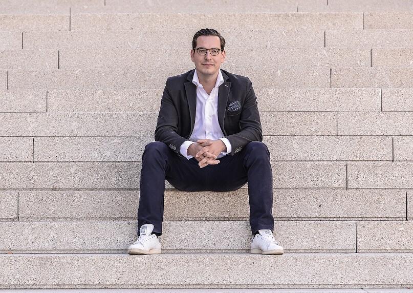 Dr. Dominik Brenner von Schuhe24.de