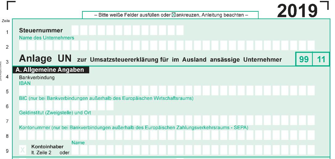 Anlage Un Und Umsatzsteuererklarung Das Mussen Unternehmer Wissen Unternehmerinfos De